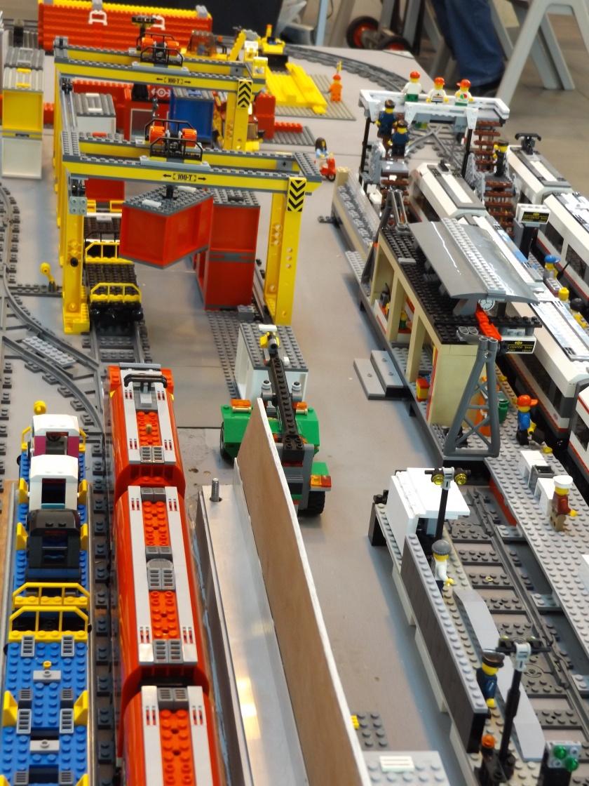 September 2017 Lego Train